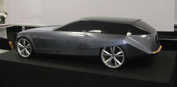 Sleek Yacht-Inspired Sedans