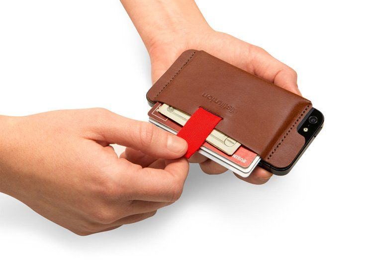 Integrated Phone Wallets