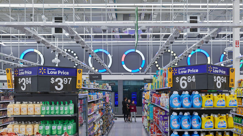AI-Powered Grocery Stores