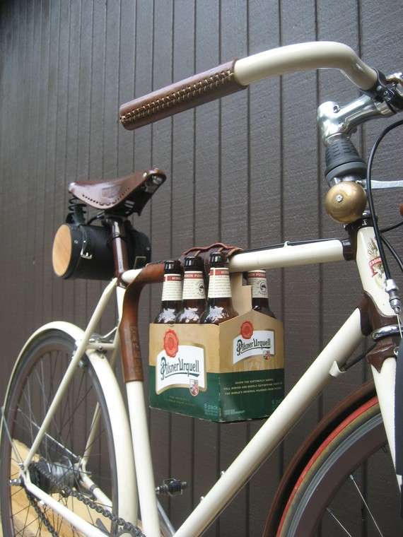 Two-Wheel Alcohol Carriers