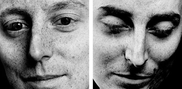 Poignant Dead People Portraits