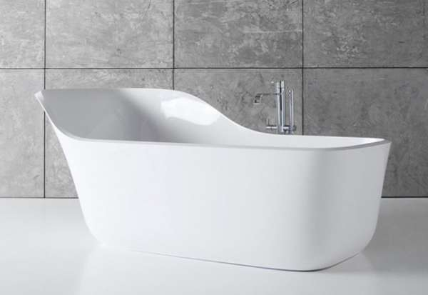 minimalist ergonomic bathtubs