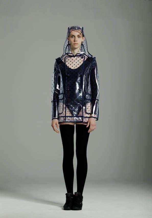 Avant-Garde Rainwear