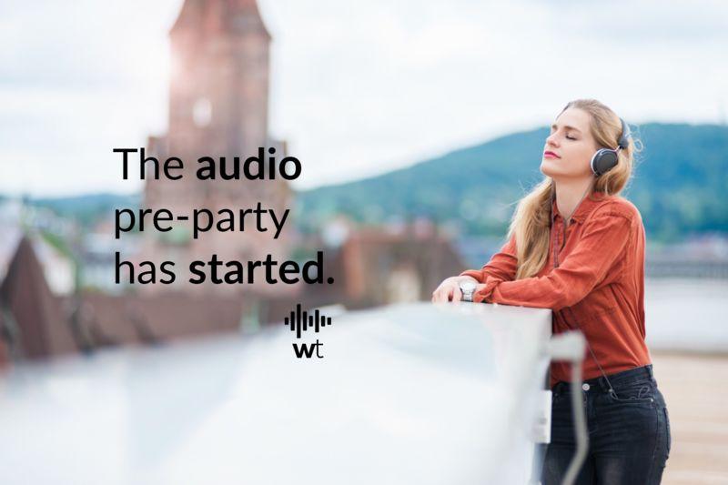 Audio Explorer Blogging Platforms