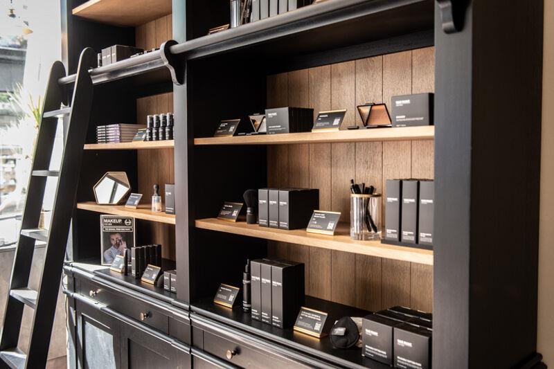 Men's Makeup Stores