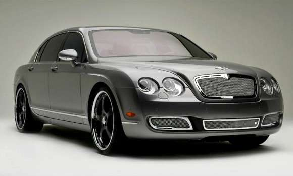 WarReady Supercars The 500000 BulletProof Bentley Could