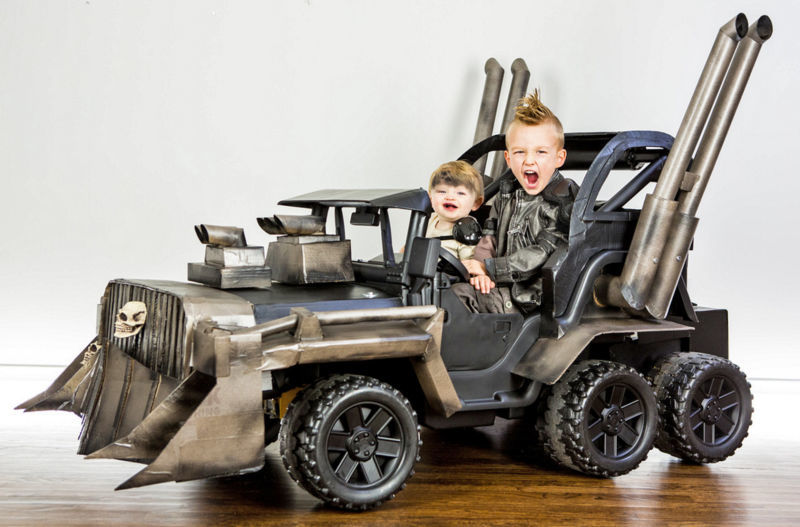 DIY Apocalyptic Vehicles