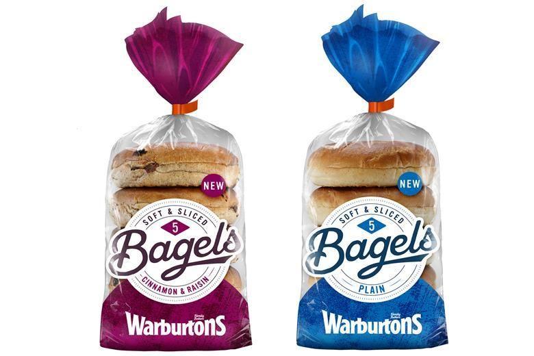 Prepackaged Bakery-Quality Bagels