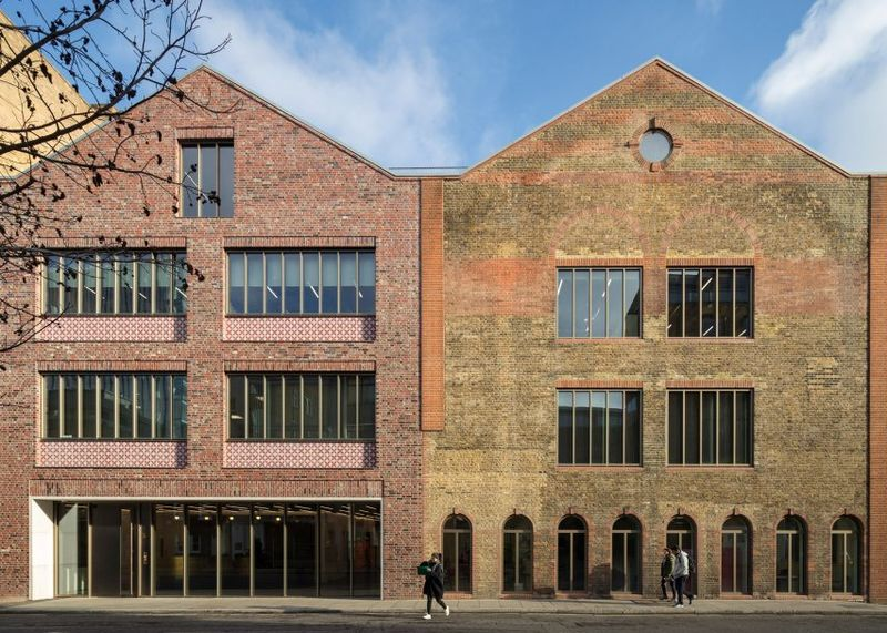Victorian-Mirroring Warehouse Extensions