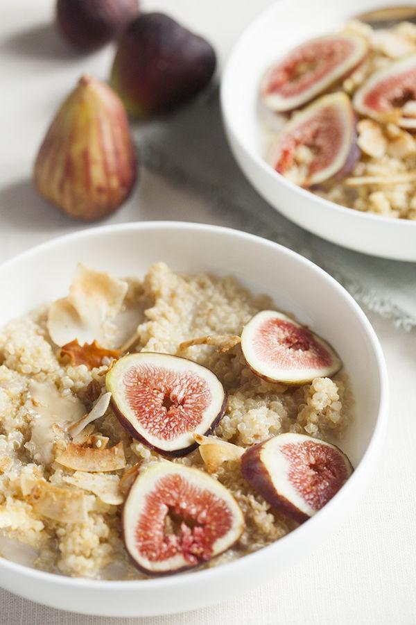 Maple Superfood Porridges