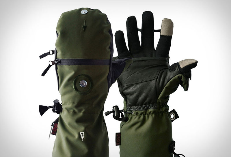Ultra-Warm Adventurer Gloves
