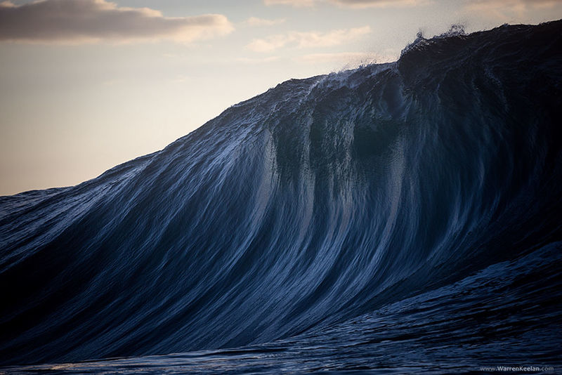 Monumental Wave Photography