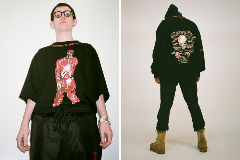 Graphic DIY Streetwear