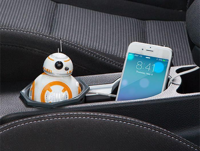 Accesorios Star wars para auto.
