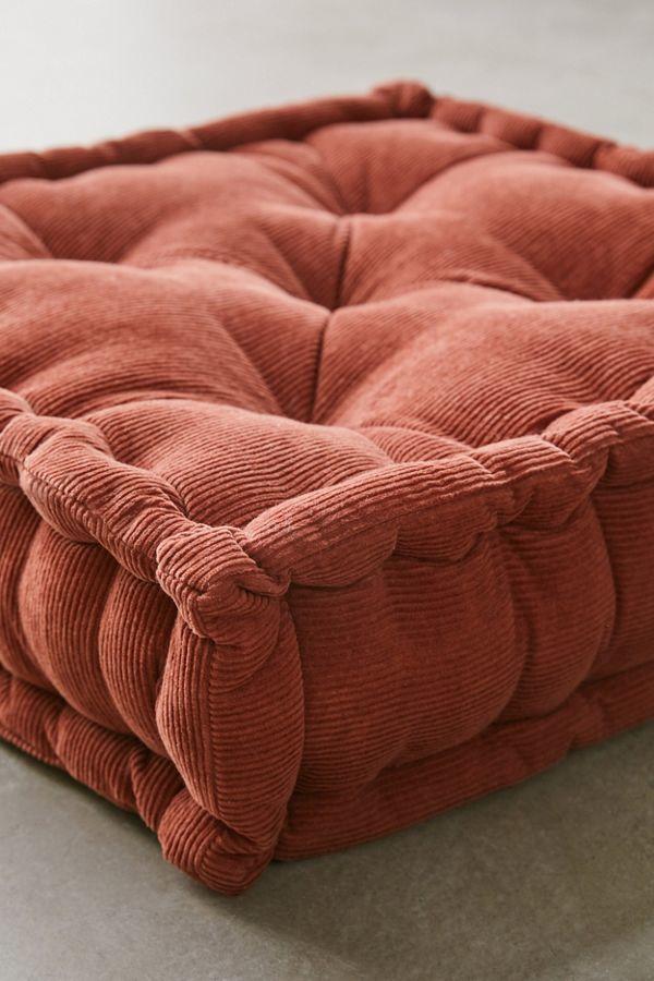Corduroy Floor Pillows