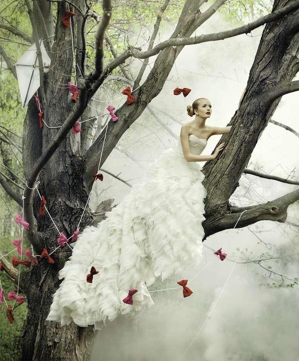 Fantasyland Wedding Pictorials