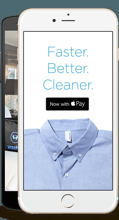 Laundry Delivering Apps