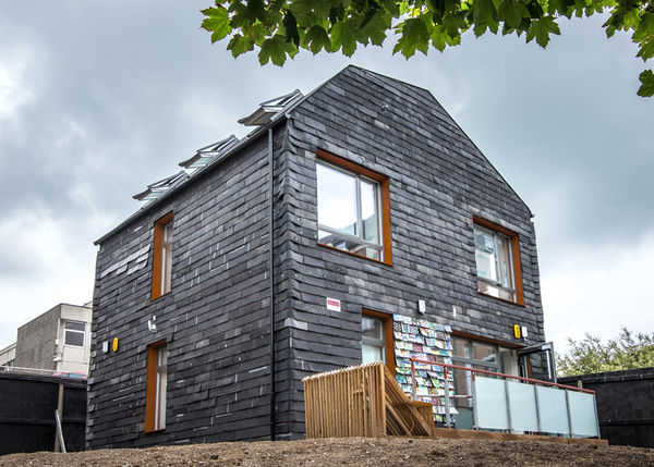 Recycled Waste Homes