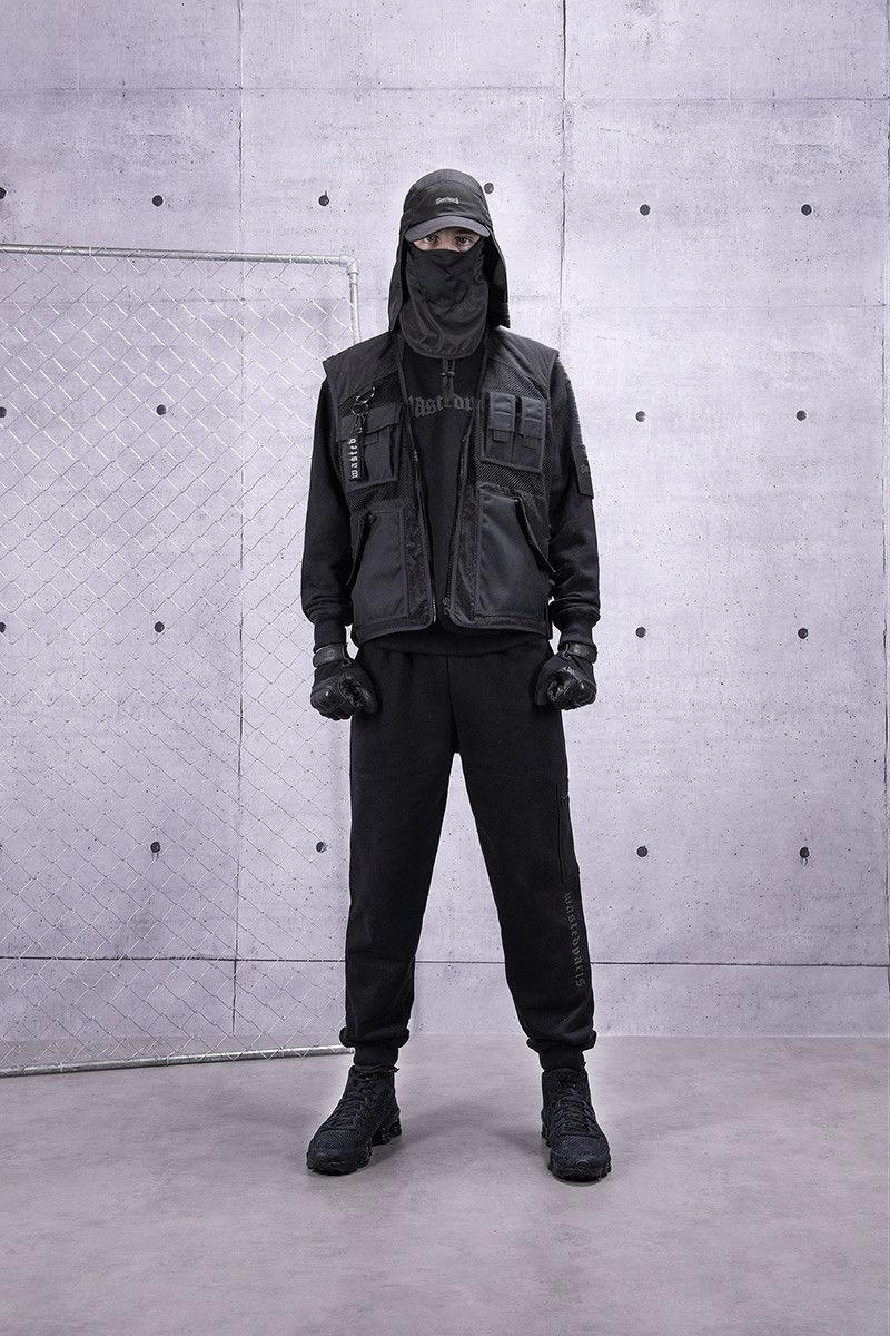 Militaristic Fall-Ready Sportswear