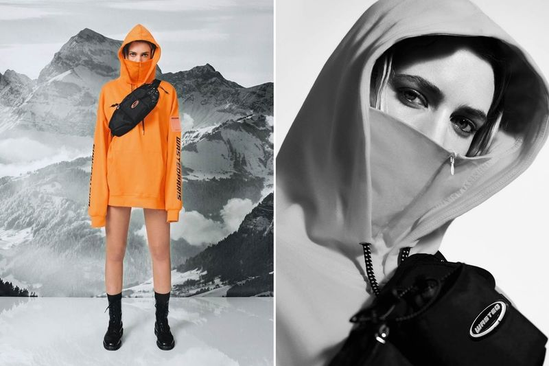 Mountain-Inspired Street Wear Collections