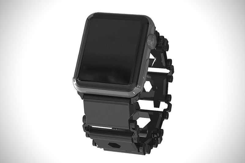 Rugged Smartwatch Strap Adapters