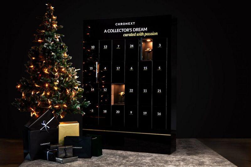 Luxury Watch Advent Calendars