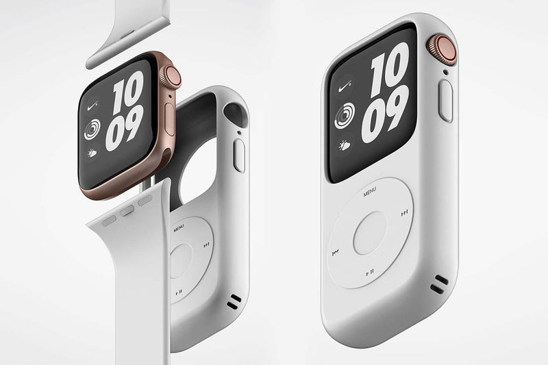 Smart Watch Case Designs