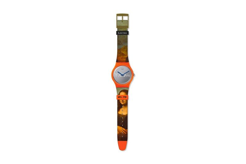 Classic Art-Themed Watch Collections