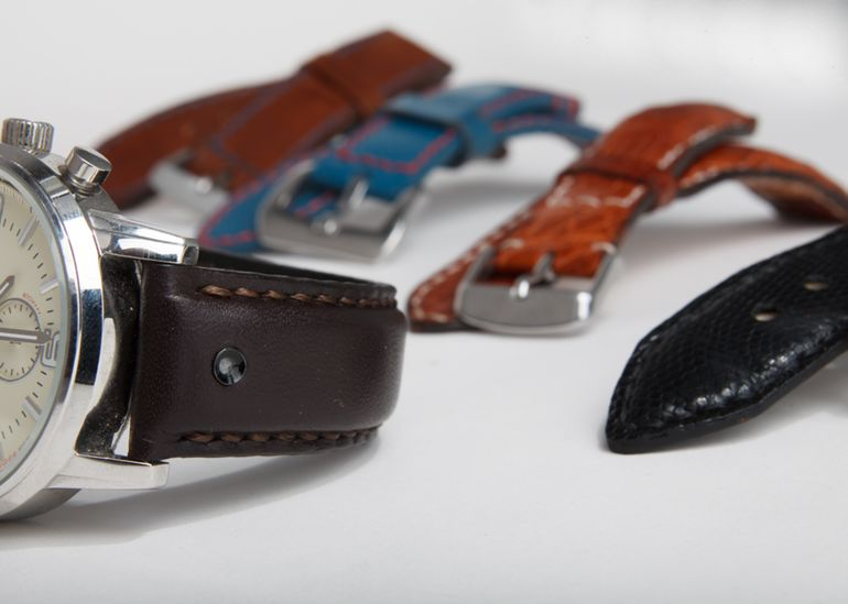 Smart-Tech Watch Straps