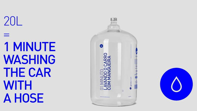 Conservation-Promoting Water Bottles