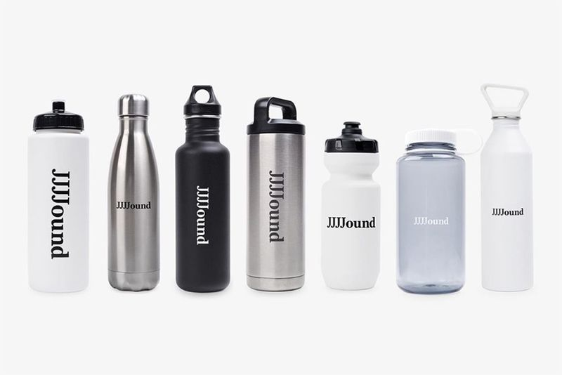 Reusable Water Bottle Collections