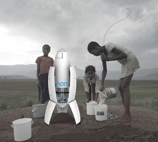 Water-Supplying Dehumidifiers