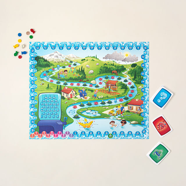 Water Conservation Board Games
