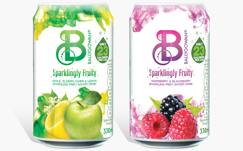 Bubbly Low-Calorie Refreshments