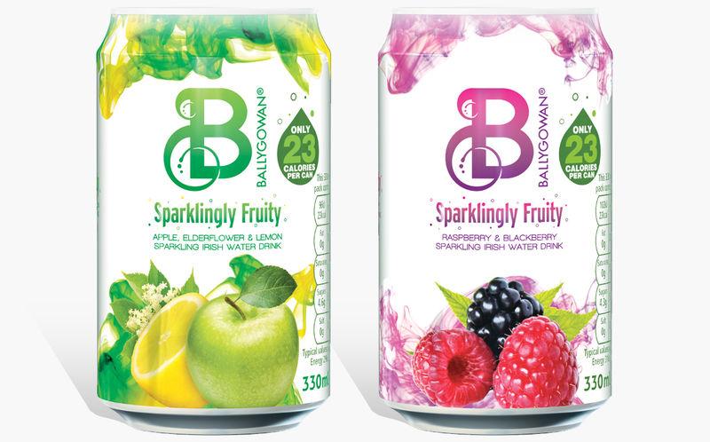 Bubbly Low-Calorie Refreshments