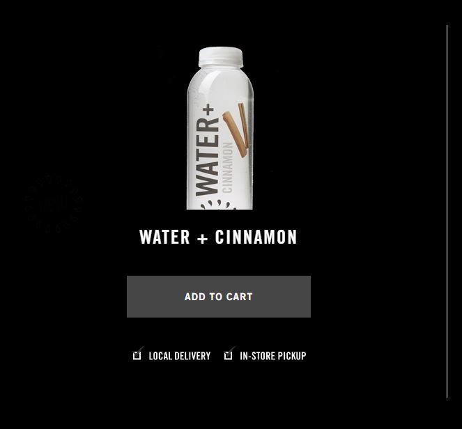 Health-Focused Cinnamon Waters