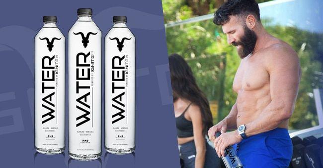 Premium Alkaline Water Refreshments