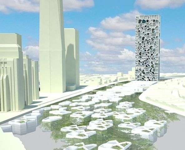 Water-Purifying Skyscrapers
