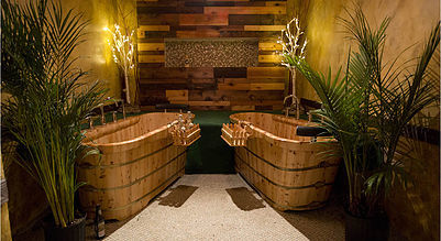 Bathing Beer Spas
