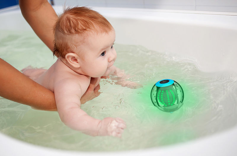 Baby Bath Water Monitors Water Thermometer