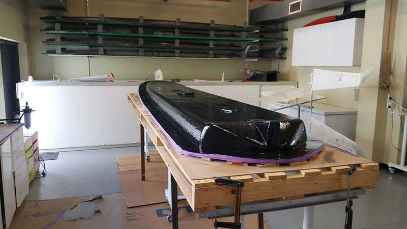 Hydrodynamic Sport Watercrafts