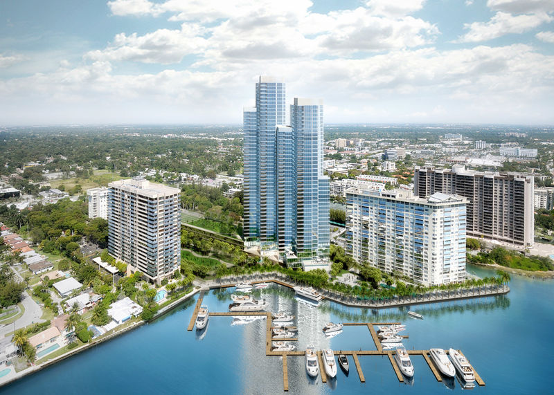 Revitalised Waterfront Condos