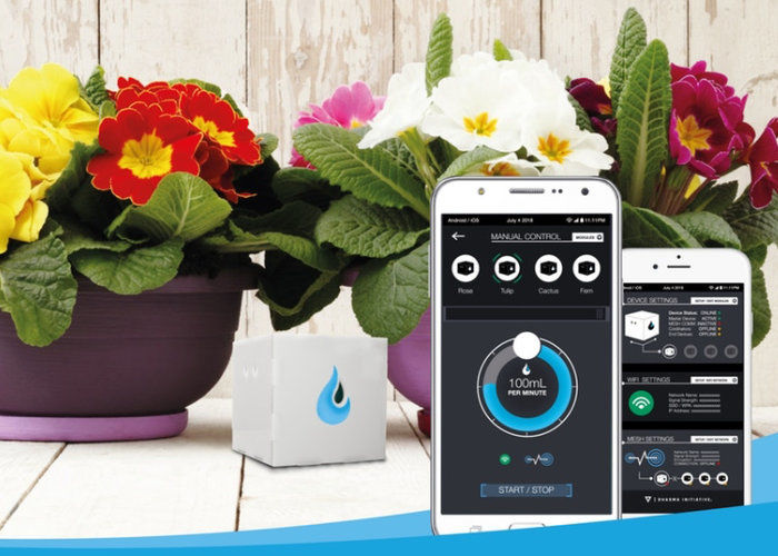 Wireless Plant Care Solutions