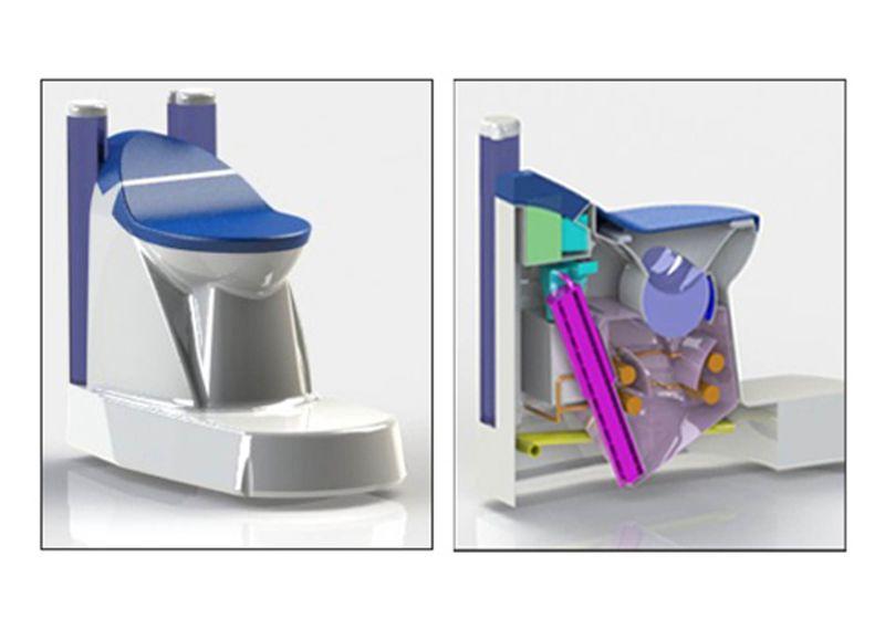 Water-Providing Toilets