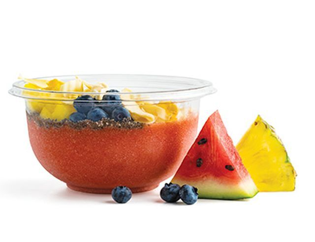 Hydrating Summer Fruit Bowls