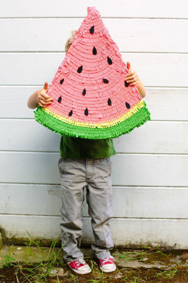 Watermelon Pinata DIYs