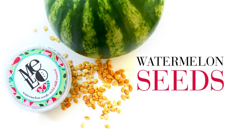 Watermelon Seed Snacks