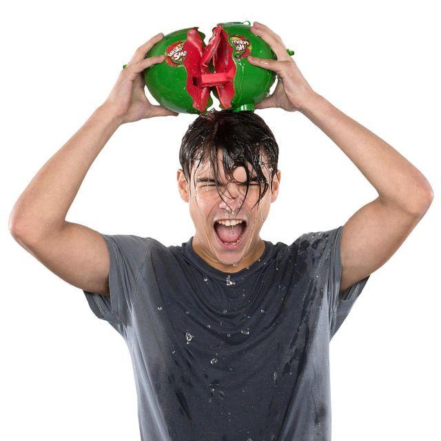 Soaking Watermelon Toys