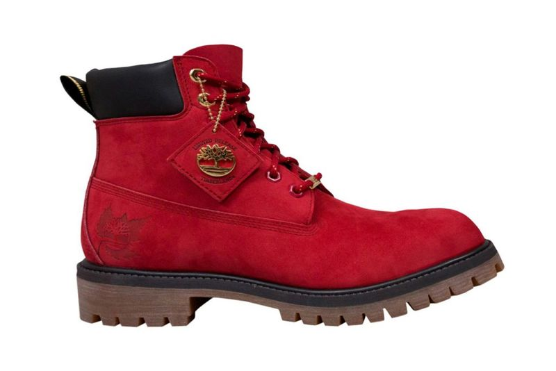 Canadian-Themed Boots