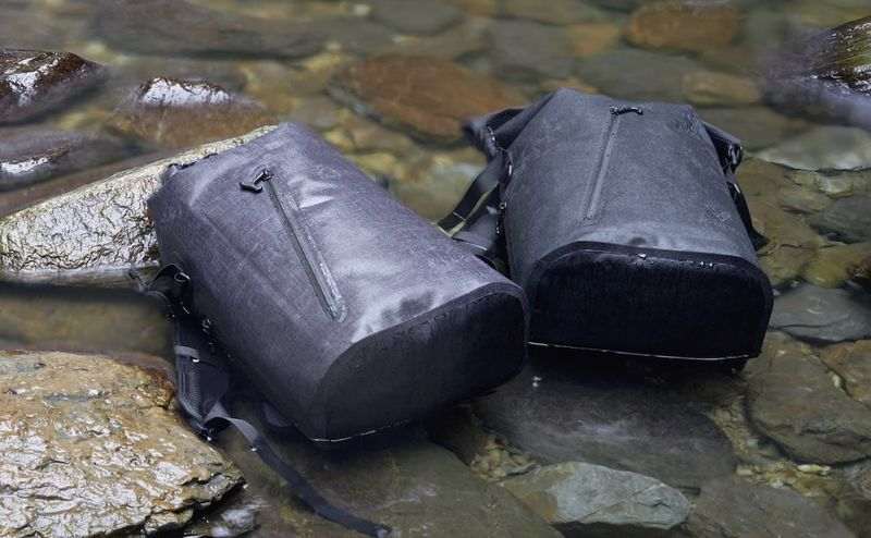 Durable Tech-Rich Backpacks